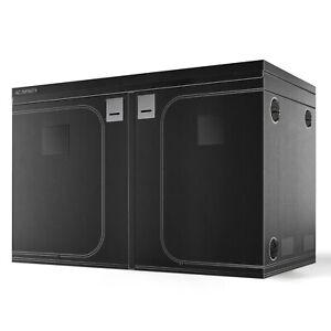 """CLOUDLAB 811, Advance Grow Tent 10x10 Indoor Hydroponics Box 120"""" x 120"""" x 80"""""""