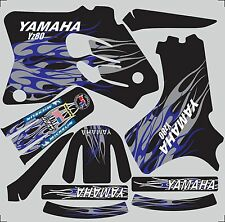 Graphics for 1993-2001 Yamaha YZ80 YZ 80 Decal Stickers
