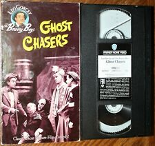 GHOST CHASERS (vhs) Leo Gorcey & The Bowery Boys. VG Cond. Rare. B&W. Comedy. NR