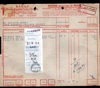 """SAINT-OUEN (93) EXTINCTEURS de SECOURS """"Ets. SICLI"""" en 1951"""