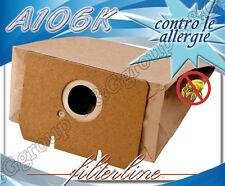 A106K 8 sacchetti filtro carta x AEG Oko Vampyrette 350