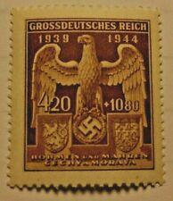 WW2 1944 Celebration of the German Nazi Eagle and Swastika Stamp MNH