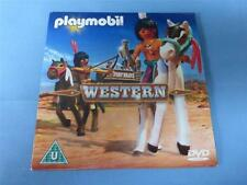 Playmobil Western / Top Agent 2  DVD  -  NEW Free UK Post