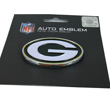 New NFL Green Bay Packers Auto Car Truck Heavy Duty Metal Color Emblem