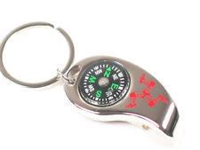 Manx Bottle opener and compass keyring Isle of man