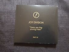 JOY DIVISION HERE ARE THE YOUNGMEN 2DISC SET FOLD OUT PAC. RARE