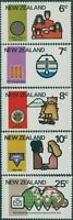 New Zealand 1976 SG1110-1114 Anniversaries and Metrication set MNH