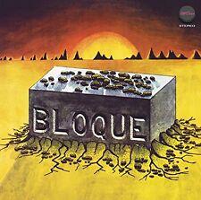 LP BLOQUE VINYL SPANISH PROG CHAPA