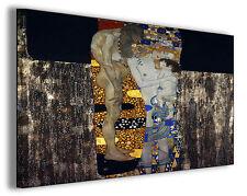 Quadro moderno Gustav Klimt vol VI stampa su tela canvas pittori famosi