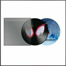 Spider-Man - Into The Spider Verse (VINYL)  PICTURE DISC.NEW