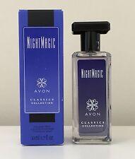 New Avon NIGHT MAGIC EVENING MUSK Cologne Perfume Spray 1.7 oz. *Exp 6/2020*