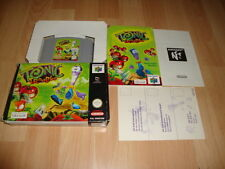 TONIC TROUBLE BY UBI SOFT FOR NINTENDO 64 N64 EUROPE VERS. USED COMPLETE