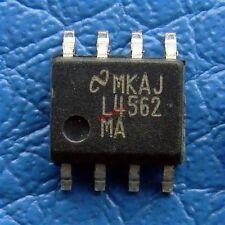 NS LM4562MA SOP-8,Dual High Performance, High
