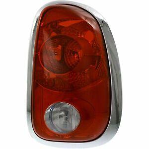 MINI COOPER COUNTRYMAN 2011-2016 RIGHT PASSENGER TAIL LIGHT TAILLIGHT LAMP REAR