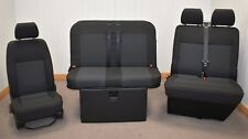STREAMLINE 3/4 M1 TESTED ROCK N ROLL BED + VW T5 FRONT SEAT UPHOLSTERY (700C-DD)