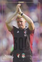BOURNEMOUTH V LIVERPOOL  Premier League Programme  2016/17 Free Uk Delivery