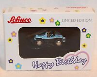 Schuco Piccolo - 450572600 - Piccolo VW Beach Buggy - Happy Birthday 2016