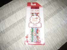 The Elf On The Shelf #2 Hb Lead Christmas Pencils- 6 Ct. New With Free Shipping!