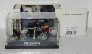 SB676 Busch HO 7624 Halloween VI Dioarama 1:87 PC + OVP
