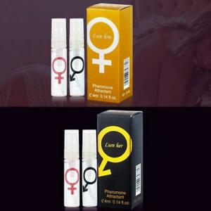 Woman & Men Pheromone Aphrodisiac Orgasm Body Essential Oil Flirt Perfume 4 ml