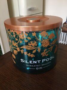 1 X Brand New Stunning Silent Pool Gin Ice Bucket Surrey