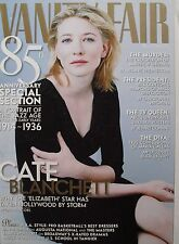 CATE BLANCHETT March 1999 VANITY FAIR  A Portrait of The Jazz Age 1914-1936