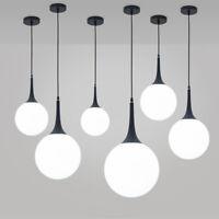 Bar Lamp Kitchen Pendant Light Glass Pendant Lighting Room Modern Ceiling Lights