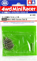 Tamiya 15233 Mini 4WD Screw Set B