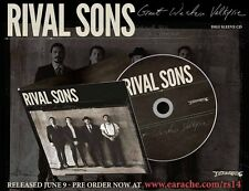"Rival Sons ""Great Western Valkyrie"" Digisleeve CD - NEW!"