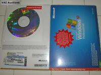 MICROSOFT WINDOWS XP PROFESSIONAL FULL OPERATING SYSTEM MS WIN PRO =NEW SEALED=