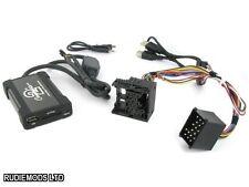 Connects2 CTABMUSB007 USB / Aux 3.5mm / SD Adaptor fit BMW Mini 01-06