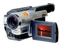 Sony Handycam Dcr-Trv130 Digital-8 Camcorder And Bag