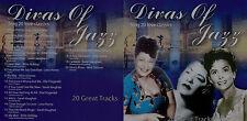 DIVAS OF JAZZ. 20 LOVE CLASSICS ON CD