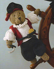 The Best Dressed Knitted Bears Costumes & Accessories Knitting Pattern Book NEW