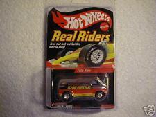 2005 HW Hotwheels RLC  Series 4  70s Van Real Riders