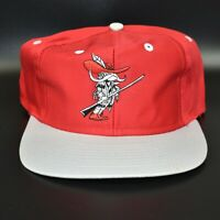 UNLV Rebels NCAA Competitor Vintage 90's Twill Snapback Cap Hat - NWT