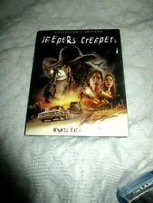 JEEPERS CREEPERS,  ,, BLURAY DISC  2DISC SET WITH SLIPCOVER