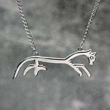 Uffington White Horse Pendant: Iron Age Equestrian Pagan