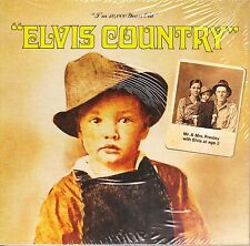 Elvis Presley ELVIS COUNTRY - FTD 75 New / Sealed CD