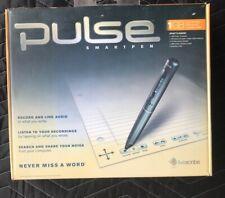 Livescribe Pulse Smartpen (1 GB) Smart Pen / APA-00001 Open Box Free Ship USA