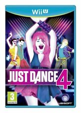 Just Dance 4 (Wii U Game) *VERY GOOD CONDITION*