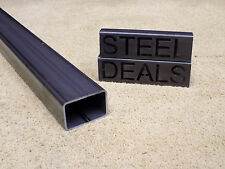 Carbon Rectangular Steel Tubing  - 3 x 2 x .125 x 12