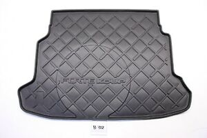 New OEM Cargo Mat All Weather Rubber Liner 2010-2013 Kia Forte Koup 1M012-ADU10