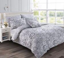 Cotton Blend Paisley Contemporary Bedding Sets & Duvet Covers