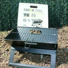 Portable Folding Barbecue Grill Charcoal BBQ Grill Picnic Camping and Outdoors