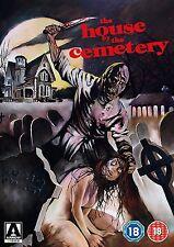 HOUSE BY THE CEMETERY (Quella Villa accanto al Cimitero) DVD di L.Fulci NEW .cp