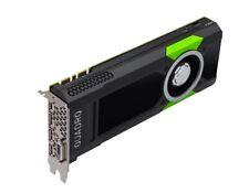 DELL nVidia QUADRO P5000 16Gb GDDR5X PCI-E Card 2560 CUDA Cores P/N : 00MKC