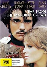 FAR FROM THE MADDING CROWD (1967) New Dvd R4 TERENCE STAMP JULIE CHRISTIE ***