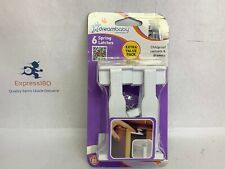 (Mv) Dreambaby Childproof Spring Latches, 6 Pack Free Us Shipping