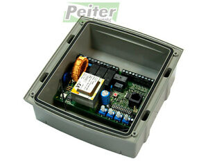 V2 FLEXY2 230V analogue control board for swing gates and sliding gates